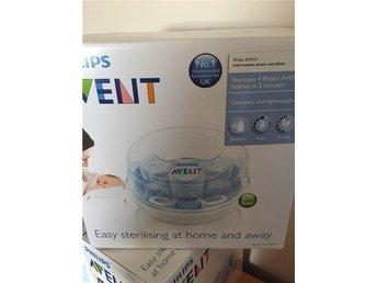 Philips Avent sterilisator för nappflaskor och nappar - åstorp - Philips Avent sterilisator för nappflaskor och nappar - åstorp