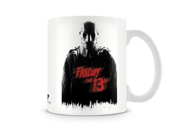 Friday The 13th kaffemugg