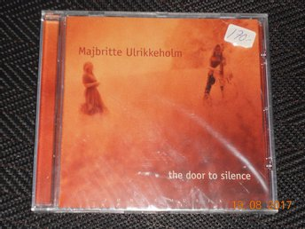 MAJBRITTE ULRIKKEHOLM - The door to silence, Inplastad CD Fønix Musik 2004