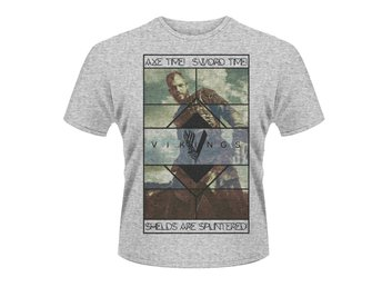 VIKINGS AXE TIME T-Shirt - Small