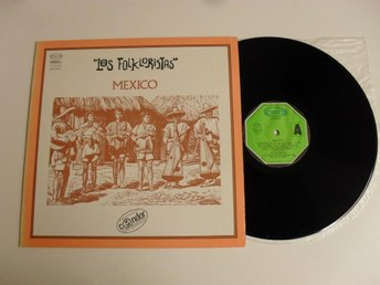 LOS FOLKLORISTAS - MEXICO (Movie play LP 1977 Spanien)