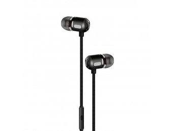 Champion Headset In-Ear Svart Metallic
