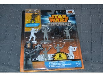 Star Wars Imperial Assault Command Rebels Set Ny Se Hit! Hasbro