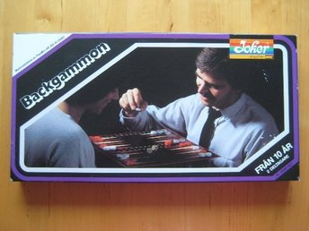 Backgammon  Joker/BRIO