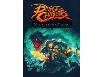 Battle Chasers Nightwar (PC)