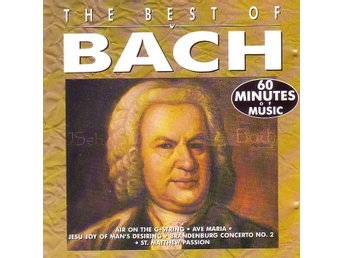 The best of BACH / CD