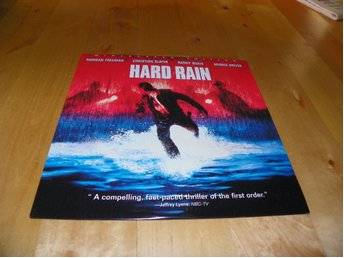 Hard rain - AC-3- Widescreen edition - 1st Laserdisc
