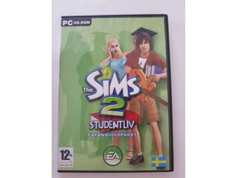 Pc spell the Sims 2 studentliv expansionspaket