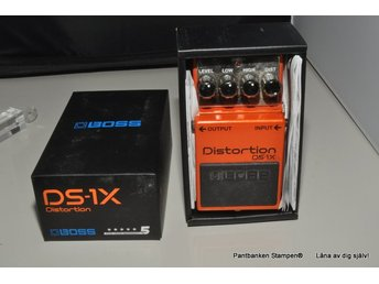 Effektpedal Boss DS-1X Distortion