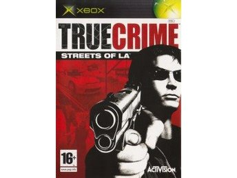 XBOX - True Crime: Streets of LA (Beg)