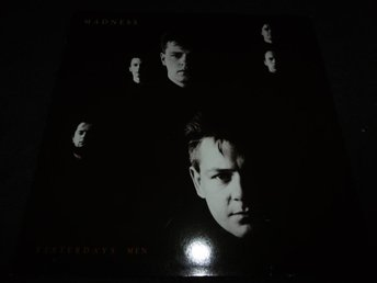 "Madness - Yesterday´s man - 12"" - 1985"