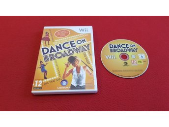 DANCE ON BROADWAY till Nintendo Wii