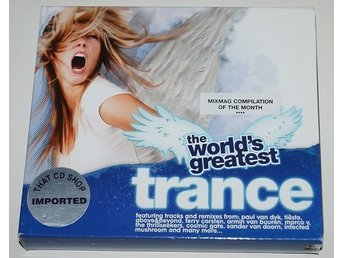 The World´s Greatest Trance ( 3 CD )