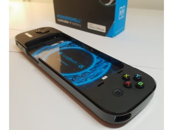 LOGITECH PowerShell Controller + Battery