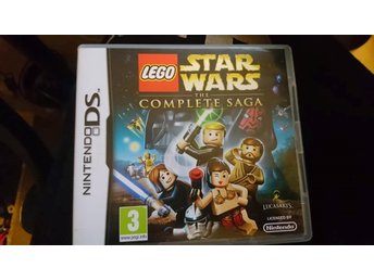 Lego Star Wars - The Complete Saga (Nintendo DS)