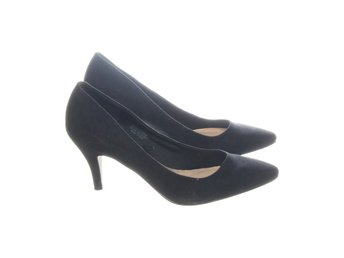 H&M, Pumps, Strl: 39, Svart