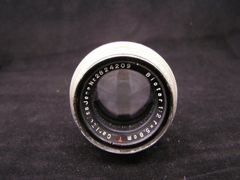 Carl Zeiss 28mm f2 8 Biogon T* (Contax G) (inge   (345647575) ᐈ Köp