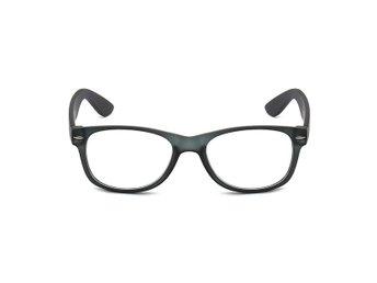 Svarta Wayfarer Läsglasögon Styrka +.. (329859548) ᐈ megabilligt på ... 92dd8f64d79a4