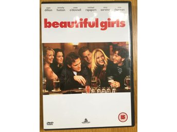 fantastisk komedi Beautiful Girls DVD by Ted Demme