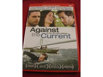 AGAINST THE CURRENT - JOSEPH FIENNES - PRISBELÖNAT DRAMA - DVD