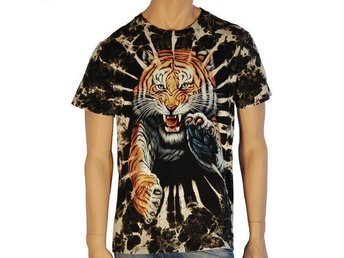 T-shirt RC Combat Tiger Storlek XL (Ny)