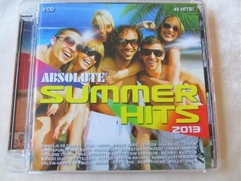 Absolute Summer Hits 2013