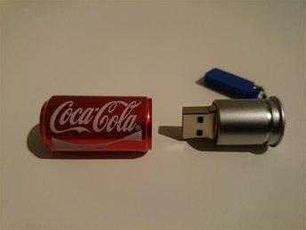 Coca Cola USB Minne 8GB - Hässelby - Coca Cola USB Minne 8GB - Hässelby