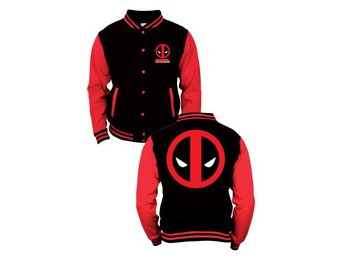 Marvel Comics Baseball Varsity Jacket Deadpool (M)