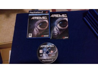 Area 52 PS2
