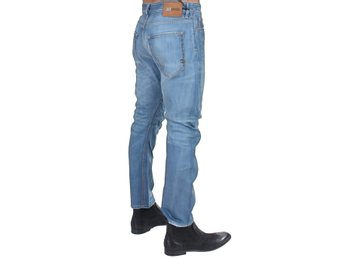 Cavalli - Blue wash slim fit jeans