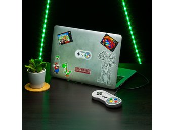 Super Nintendo SNES Gadget Decals Asst.