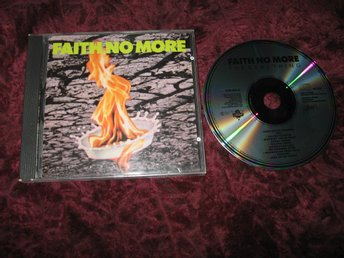 FAITH NO MORE THE REAL THING 1989