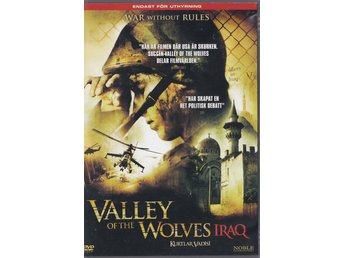 Valley of the Wolves Iraq 2006 DVD (Hyr)