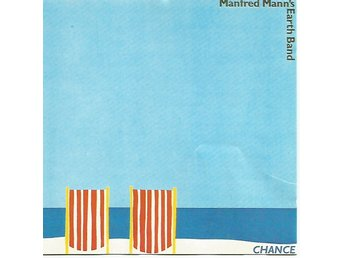 CD, Manfred Mann´s Earth Band, Chance, 1980