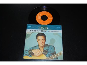 "ELVIS PRESLEY ""KENTUCKY RAIN"" 47-9791"