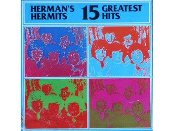 Hermans Hermits 15 greatest hits