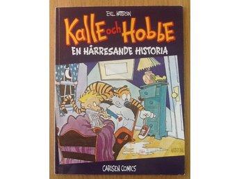 1708c2eb284 KALLE OCH HOBBE - En hårresande historia - (Car.. (314435741) ᐈ Köp ...