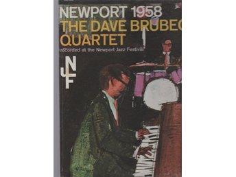 The Dave Brubeck Quartet     Newport 1958 Columbia8082