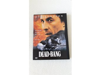 Dead bang,DVD Don Johnson
