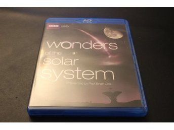 Bluray-film: Wonders of the solar system (BBC) (2-disc)