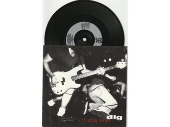 DIG 7'' – I'll stay high, PS