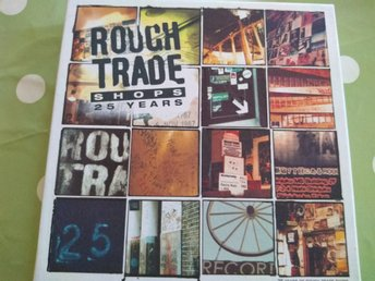 25 years of Rough Trade Shops
