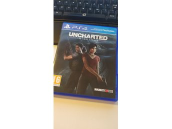 Uncharted The Lost Legacy, Playstation 4, PS4