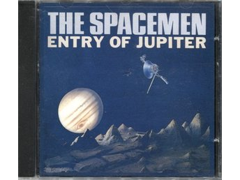 The Spacemen - Entry of Jupiter 1996 CD