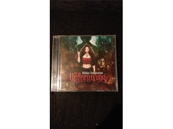 Within Temptation - The Unforgiving CD female fronted Holland WT