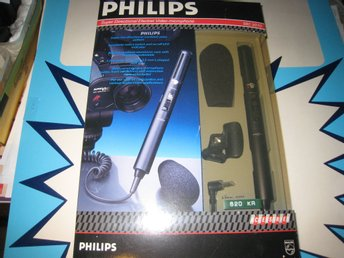 PHILIPS  Super Directional Electret Video Microphone - SBC 3070
