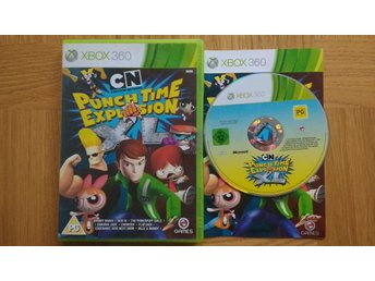 Xbox 360: Cartoon Network Punch Time Explosion XL