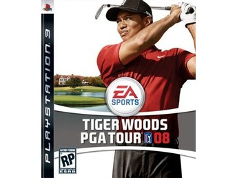 TIGER WOODS PGA TOUR 08 - PLAYSTATION 3 SPEL