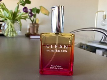 Clean Summer sun 60 ml edt parfym