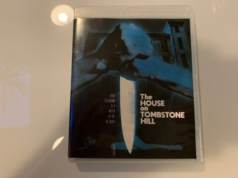 The House on Tombstone Hill (Vinegar Syndrome, US Import, Regionsfri)